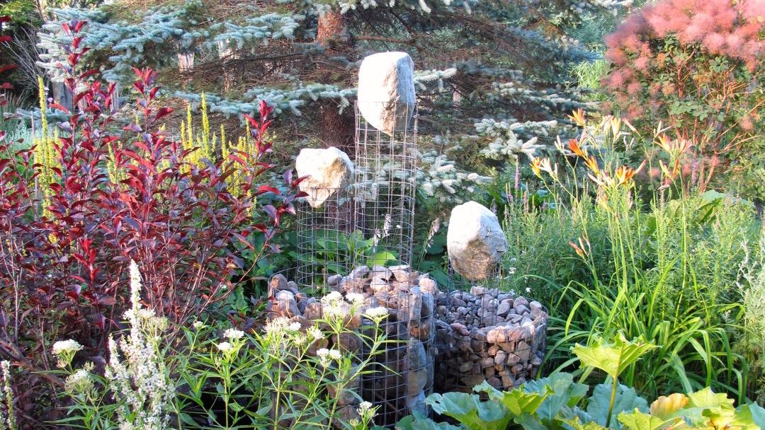 Structures et jardins