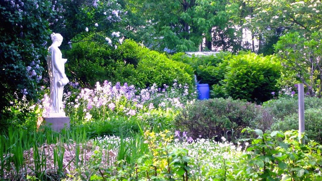 Le jardin comme écosystème