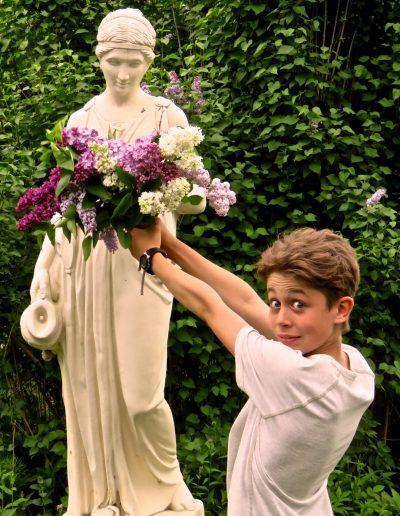 Hébé et Justin