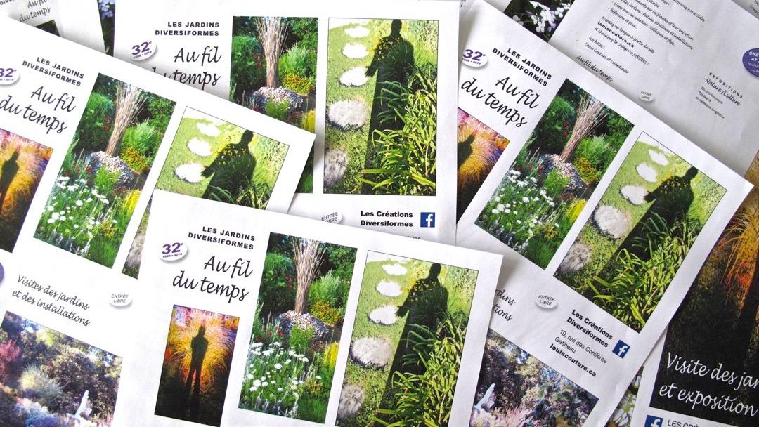 Jardins, visites et partages