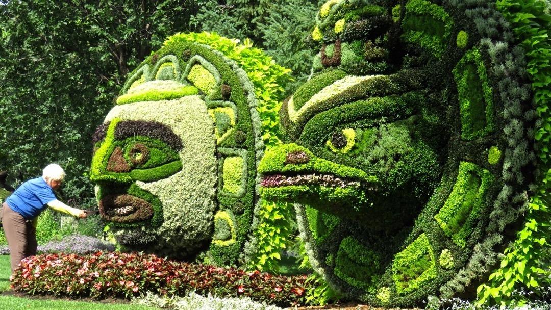 Nature et culture : les MosaïCanada 150