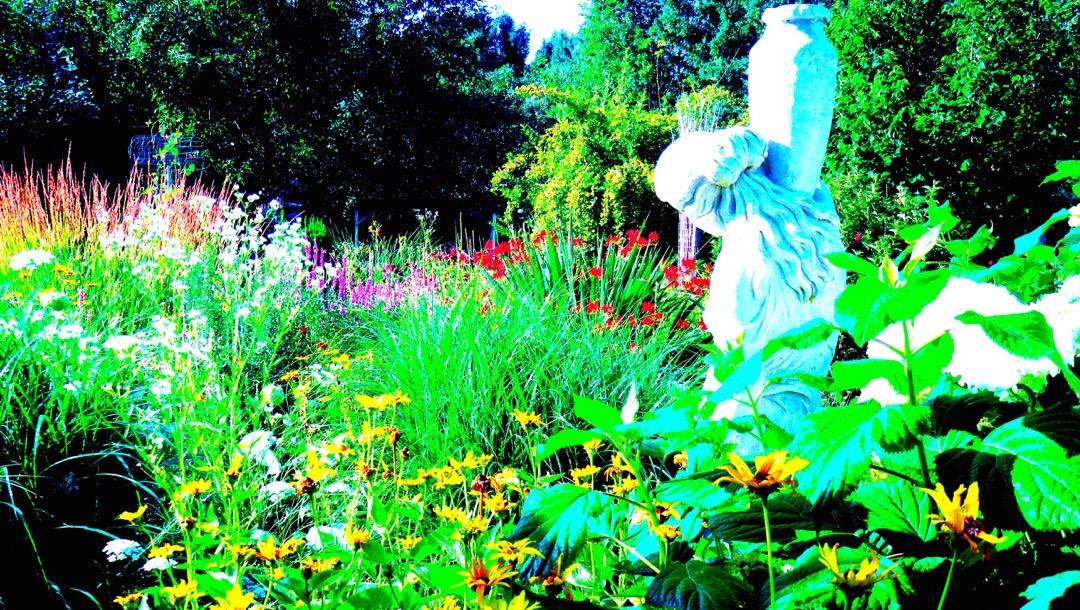 Une vie, un jardin